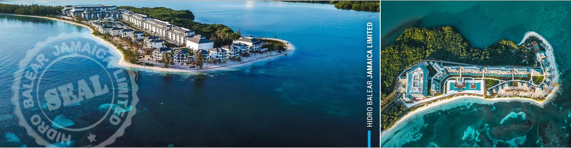 Excellence Oyster Bay, Jamaica | Hidro Balear