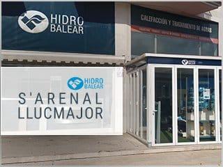 Hidro Balear EL ARENAL | Exposición y Tienda