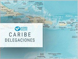 Delegaciones Caribe Hidro Balear