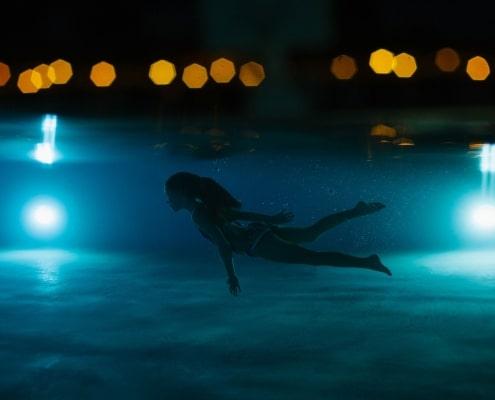 Leds piscina