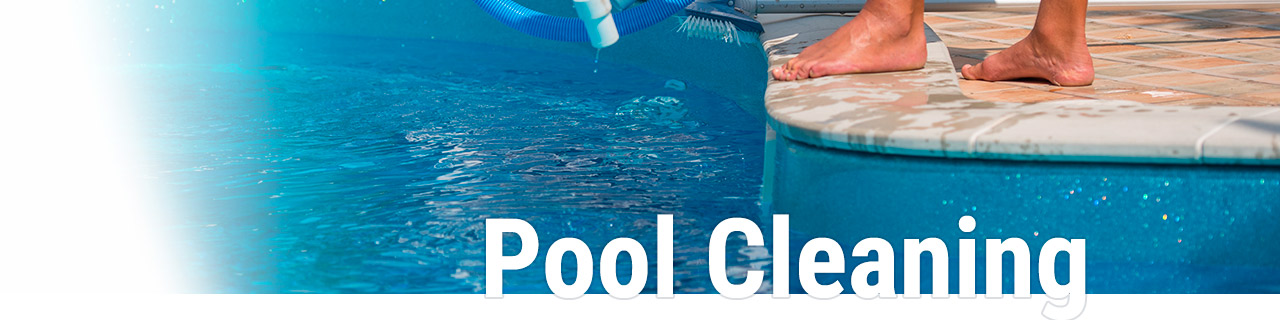 Pool cleaning products